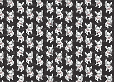 French Bulldog Print 2 (Horizontal Design)