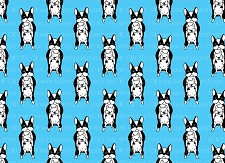 French Bulldog Print 3 (Horizontal Design)