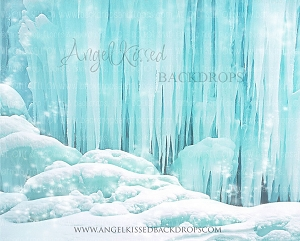 Frozen 4 - 8x10 Polyester (Horizontal Design)