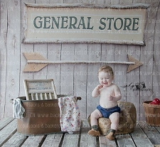 General Store (Horizontal Design)