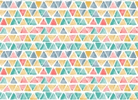 Geometric 221 (Horizontal Design)