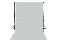 Glacier Solid Color Seamless Matte Finish Fabric Photography Backdrop