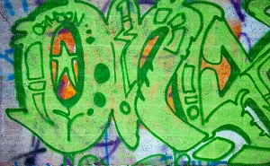 Graffiti 111 (Horizontal Design)
