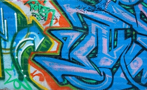 Graffiti 117 (Horizontal Design)