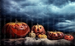 Halloween 14 (Horizontal Design)