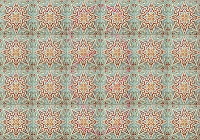 (U.S. / Canada Orders Only) Tile Mat #1204 -  DESIGNER FAUX FLOOR, MATS/RUGS