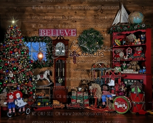 Believe 1 - 8x10 Polyester (Horizontal Design)