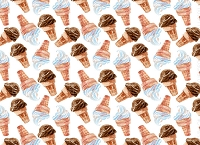 Ice Cream 1 (Horizontal Design)