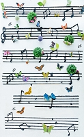 Music and Butterflies