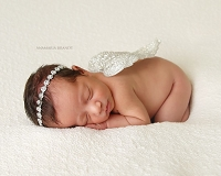 (TP) Newborn Angelic Wings
