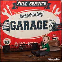 Garage 4 (Horizontal Design)