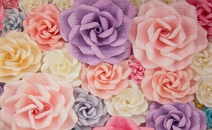 Paper Flowers 42