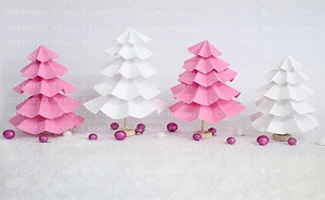 Paper Trees 3