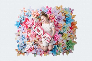 Paper Flowers 53