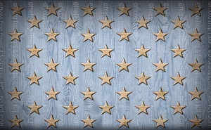 Patriotic 4 (Horizontal Design)