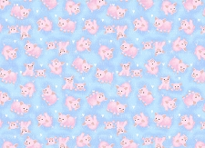 Pig Print 1 (Horizontal Design)