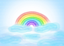Rainbow 17 (Horizontal Design)