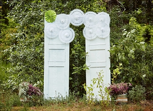 Shabby Doors 4 (Horizontal Design)