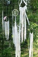 Shabby Dream Catchers 1