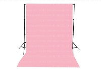 Spring Pink Solid Color Seamless Matte Finish Fabric Photography Backdrop