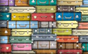 Suitcases 2 (Horizontal Design)