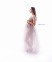 (TP) Summer Dream Tulle Gown {PostPartum}