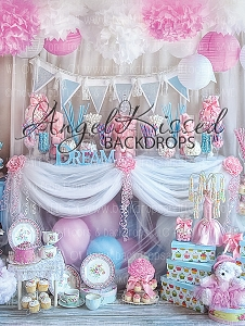 Sweet Birthday Dreams 1 - 60x80 (Vertical Design)