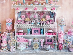 Sweet Love Candy Shoppe 2 - 60x80 (Horizontal Design)