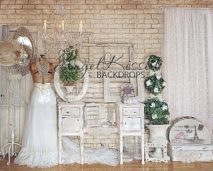Sweet Shabby Chic 1 - 8x10 (Horizontal Design)