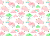 Unicorns 9 (Horizontal Design)