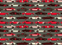 Vintage Car 8 (Horizontal Design)