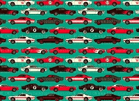 Vintage Car 9 (Horizontal Design)