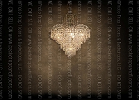 Vintage Chandelier 2 (Horizontal Design)