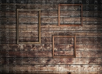 Wood Wall 36 (Horizontal Design)