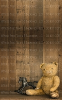 Vintage Teddy Bears 4