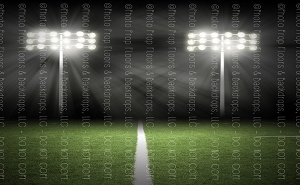 Football Field 3 (Horizontal Design)