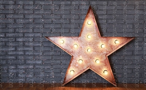 Stars 23 (Horizontal Design)