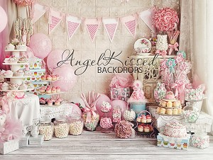 A Babycake Birthday 1 - 60x80 (Horizontal Design)