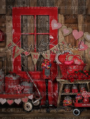 Be Mine 3 - 60x80 (Vertical Design)