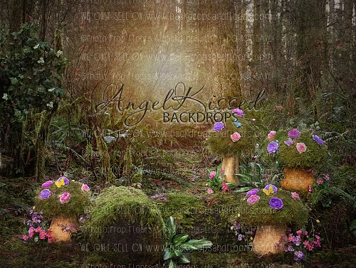 Fairyland - 80x60 (Horizontal Design)