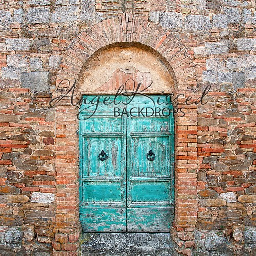 Tuscany Door - 8x8 Polyester