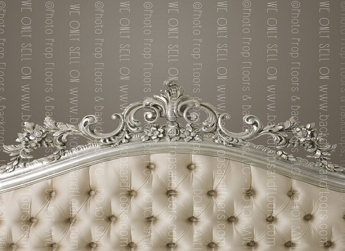 Vintage Headboard 26 (Horizontal Design)