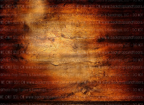 Wood Wall 41 (Horizontal Design)