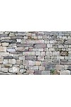 STONE WALL 12 (Horizontal Design)