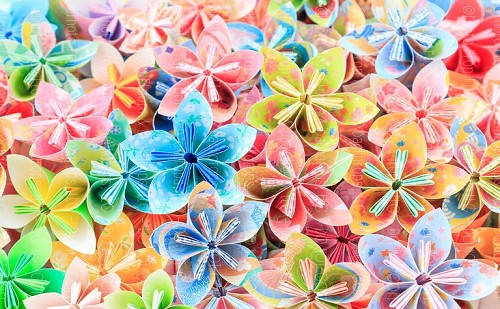Paper Flowers 52