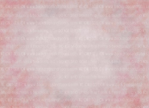 Painterly Powder Pink