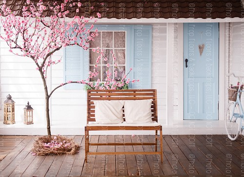 Spring Porch 2 (Horizontal Design)