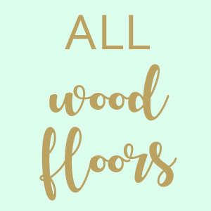 All Wood Floordrops
