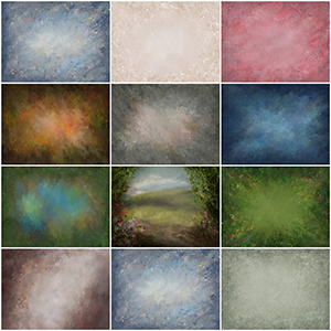 Painterly Fine Art Premium Collection