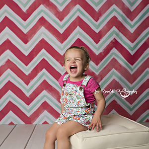 Geometric Chevron Patterns